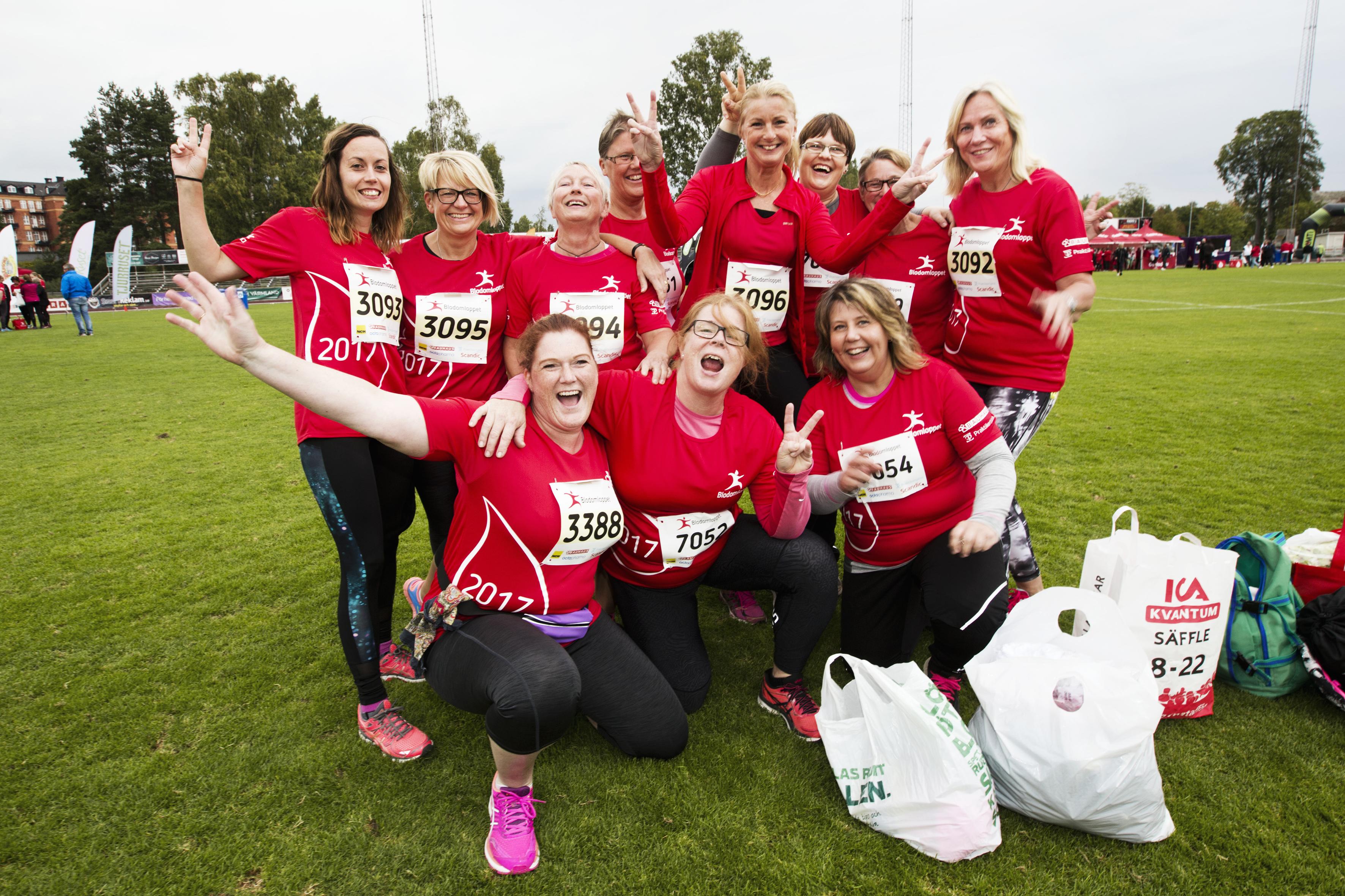 Friskvård Blodomloppet 2019