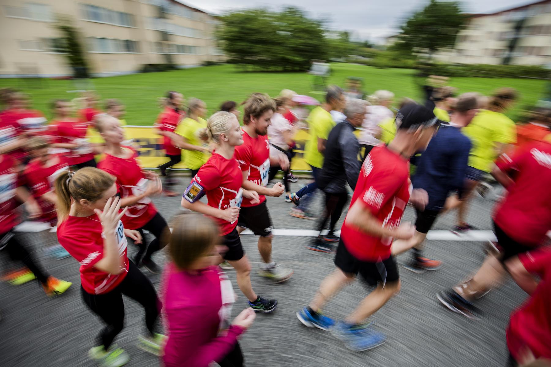 Blodomloppet 2020 Ga Jogga Eller Spring Arets Viktigaste Lopp